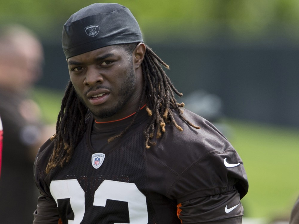 trent richardson talks ravens moochers and obesity 2016 nfl