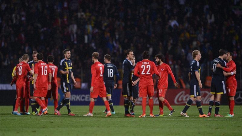 turkey vs sweden international friendlies 2016 soccer images