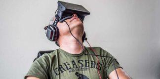 virtual reality porn party has begun