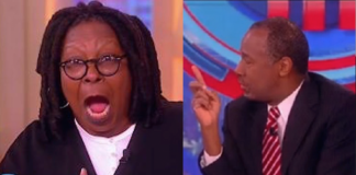 whoopi goldberg takes on ben carsons trump endorsement 2016 gossip