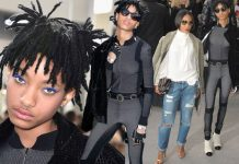 willows smith face of chanel 2016 gossip