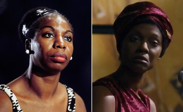 zoe saldana feeling nina simone backlash blues 2016 gossip