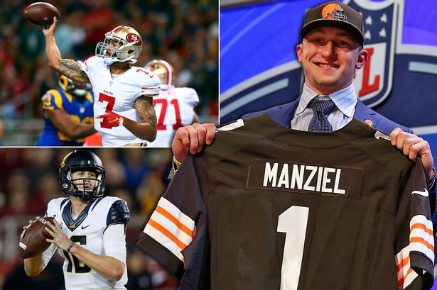 2016 nfl draft quarterback goldrush continues