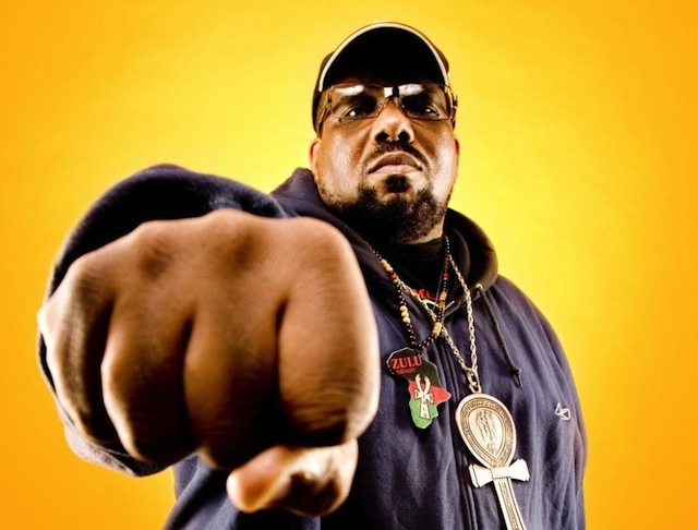 Afrika Bambaataa ready to fight back against child molester claims