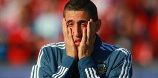 Angel Di Maria blames Louis van Gaal for Manchester United failure 2016 images