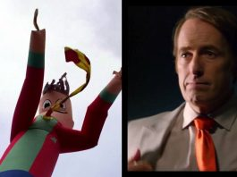 'Better Call Saul' 207 Inflatable where Jimmy Gets Fired 2016 images