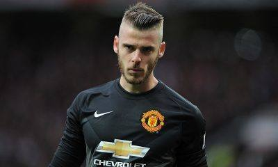 David de Gea's heroics takes Manchester United to Wembley 2016 images