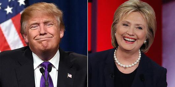 Donald Trump and Hillary Clinton take New York leaving Ted Cruz shut out 2016 images