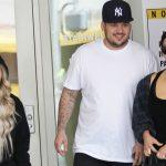 Donald Trump for Lena Dunham exit and Rob Kardashian ready for KUWTK drama 2016 images