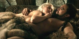 Emilia Clarke wants more 'Game of Thrones' naked men and Liam Hemsworth 2016 gossip