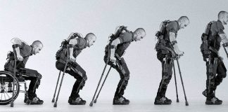 From Wheels to Legs Bionics have arrived 2016 tech images
