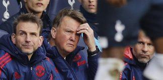 Jordi Cruyff Harsh and early to say Louis Van Gaal has failed at Man United 2016 images