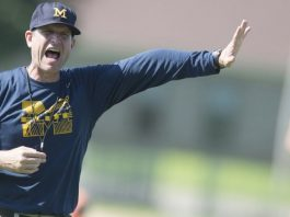 NCAA just playing catchup to Jim Harbaugh