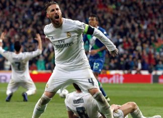Sergio Ramos I considered Manchester United move 2016 images