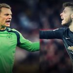 Why Fergie chose David de Gea over Manuel Neuer