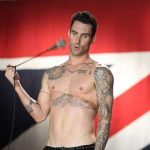 after enough practise adam levine ready for daddy time