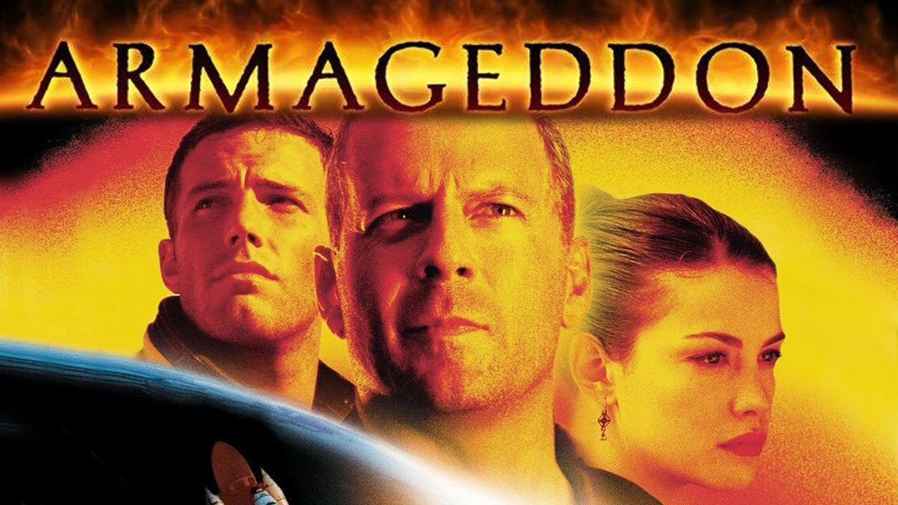 armageddon movie nukes save earth