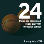 ball 1 in 24 men with testicular cancer mttg tommy john