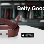 belty good vibes smart belt 2016 tech