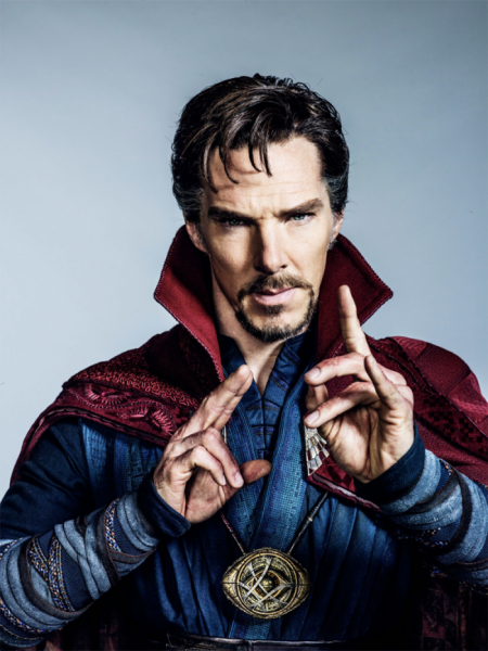 benedict cumberbatch as doctor strange 2016 images