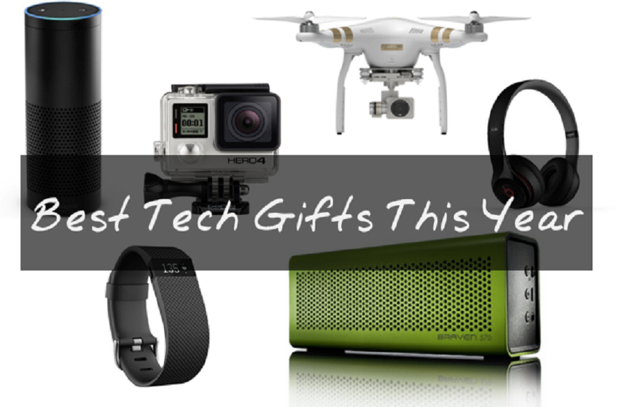 Hottest tech gifts gadgets and ideas for 2016 movie tv Cool tech gadgets for christmas