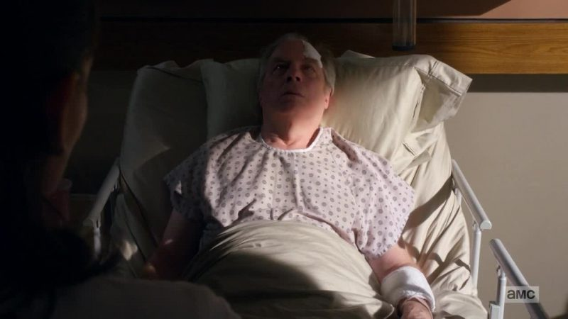 better call saul 210 chuck self induced coma