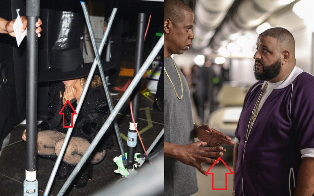 beyonce jay z missing wedding ring beck mystery continues 2016 images arrow