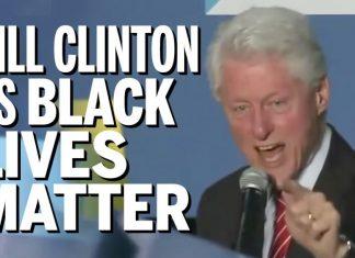 bill clinton vs black lives matter 2016 opinion
