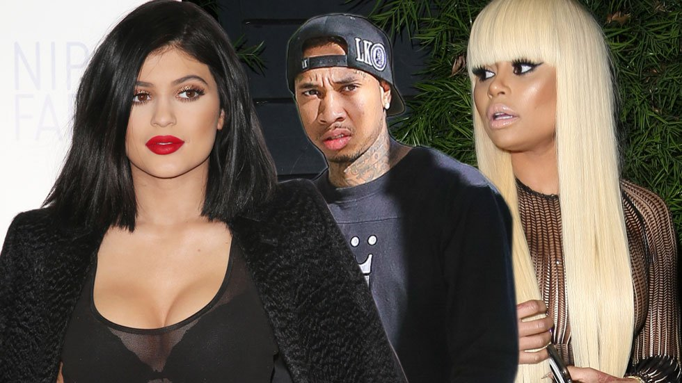 blac chyna not sucking up to kylie jenner 2016 gossip