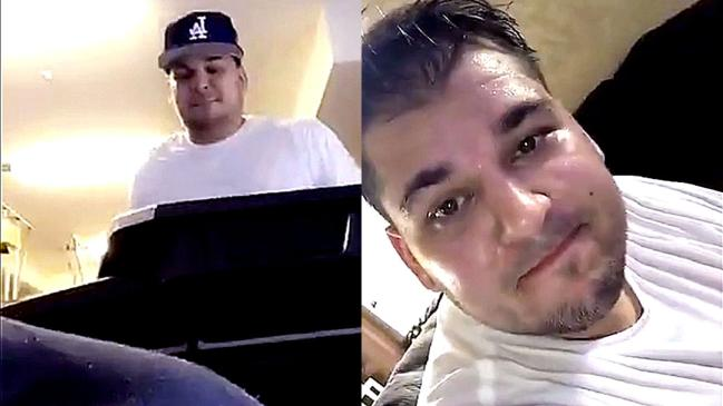 blac chyna working rob kardashian hard 2016 gossip