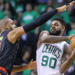 Boston Celtics tie up series beating Atlanta Hawks 104-95 thanks to Isaiah Thomas