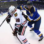 Chicago Blackhawks answer back against St Louis