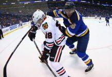 chicago blackhawks answer back against st louis 2016 nhl images