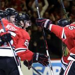 Chicago Blackhawks using momentum for game 7 vs St Louis Blues