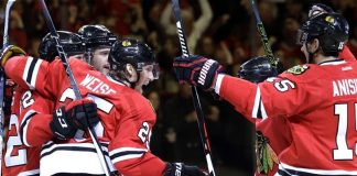 chicago blackhawks working momentum for game 7 vs st louis blues 2016 images