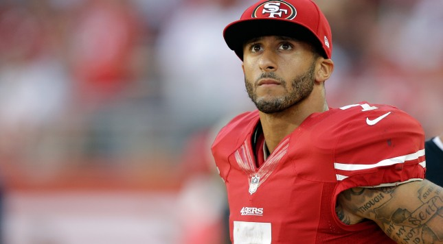 colin kaepernick has nfl community split over broncos pay cut 2016 images