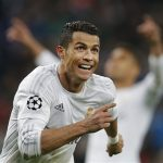 cristiano ronaldo sucking hard for real madrid win 2016
