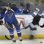 Dallas Stars and St Louis Blues down to final game