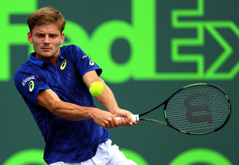 david goffin getting ready for novak djokovics heat at miami masters 2016