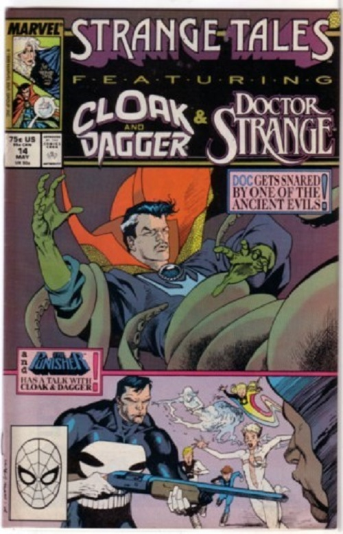 doctor strange comic book 2016