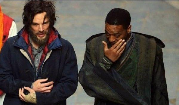doctor strange movie set images 2016