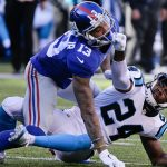 Eli Manning: Odell Beckham Jr learned lesson with Josh Norman hit