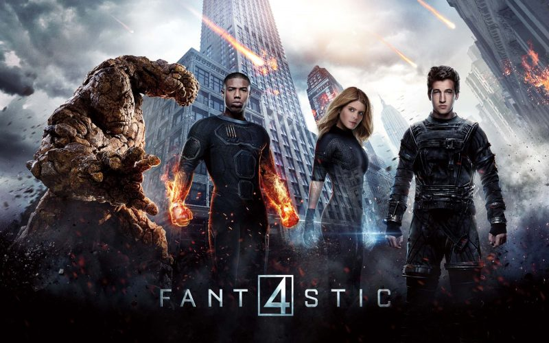 fantastic four movie reboot 2016