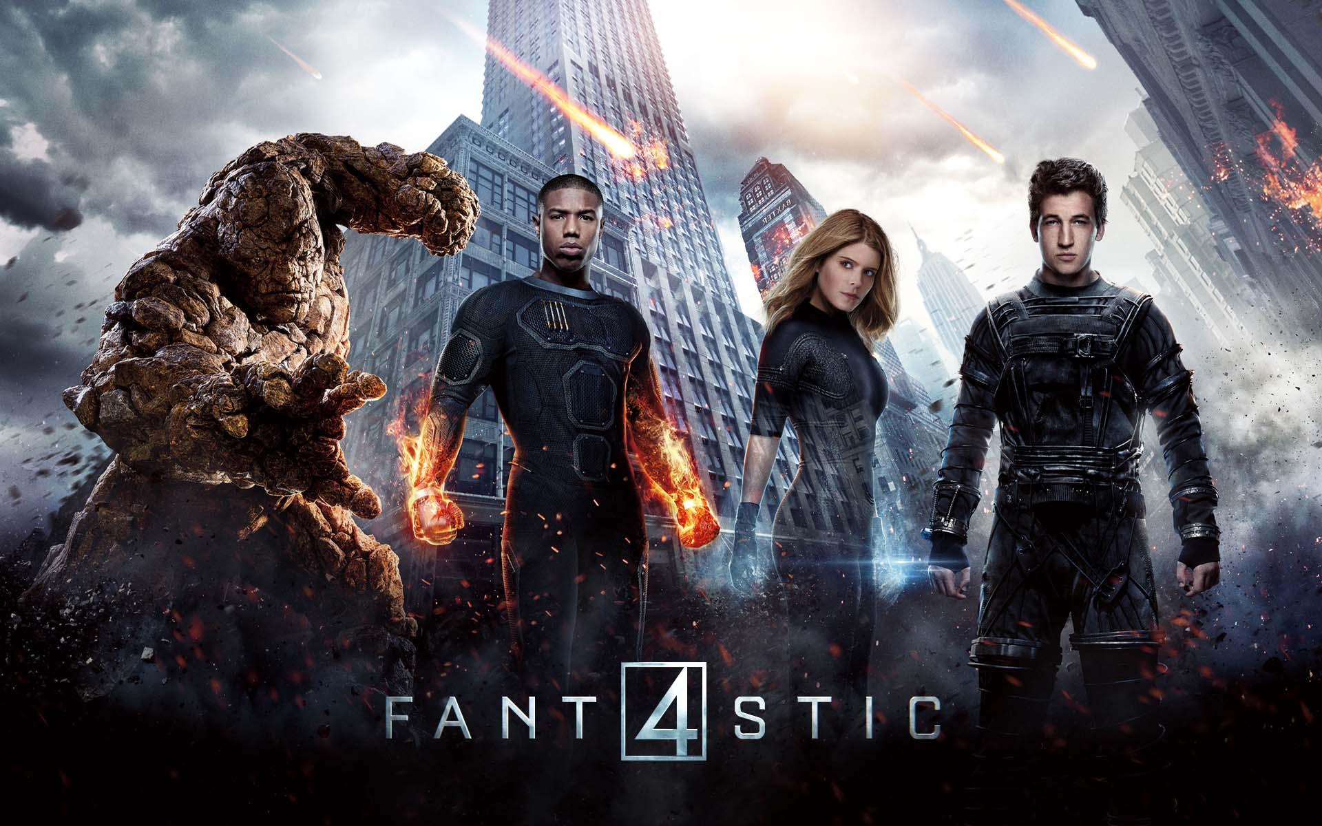 fantastic four movie reboot 2016