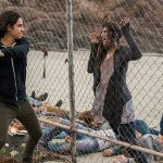 'Fear the Walking Dead' 202 We All Fall Down with a spike in our head