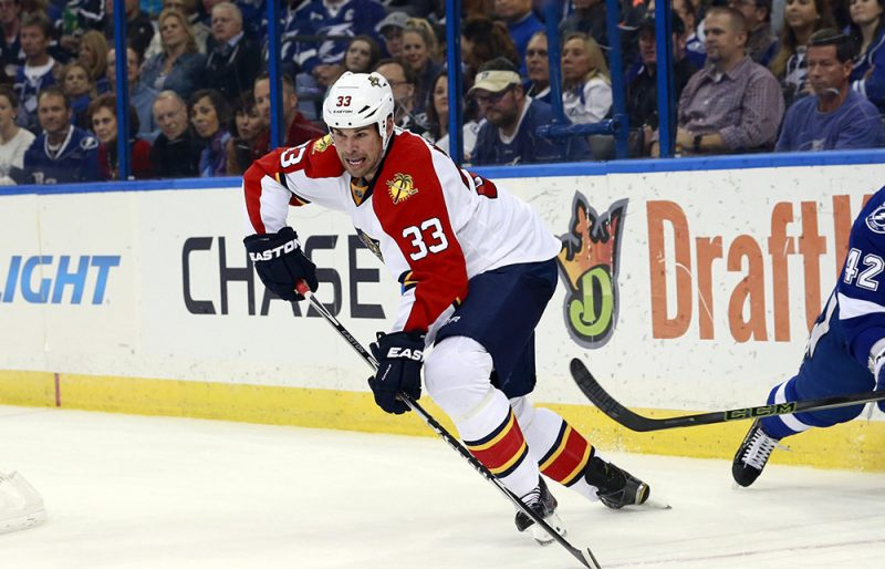 florida panthers on verge of clinhcing nhl atlantic division from tampa bay 2016 images
