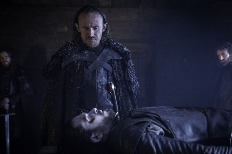 game of thrones 601 jon snow is really dead