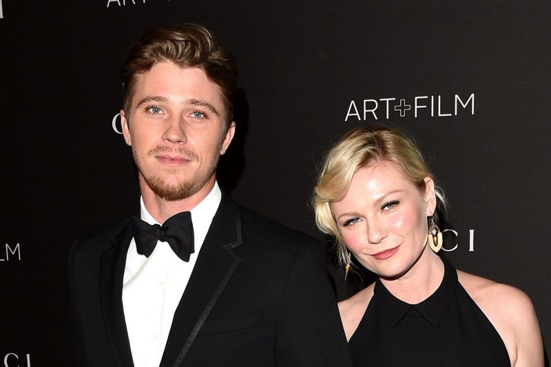 garrett hedlunk kristin dunst break up