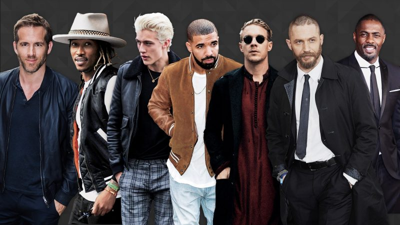 gq most stylish men alive 2016 gossip