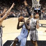 grizzlies get muzzled by spurs